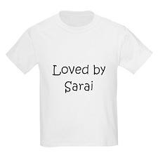 Cute Sarai T-Shirt