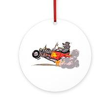 SmoKe Em Ornament (Round)