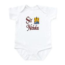 Sir Nicholas Infant Bodysuit