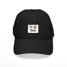 Sir Nicholas Baseball Hat