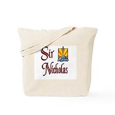 Sir Nicholas Tote Bag