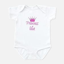 Princess Nia Infant Bodysuit
