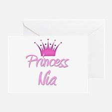 Princess Nia Greeting Card