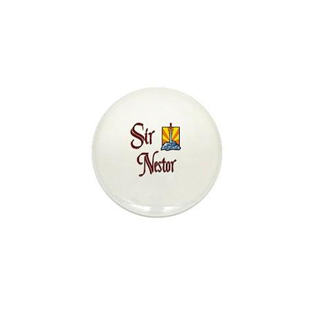 Sir Nestor Mini Button (10 pack)
