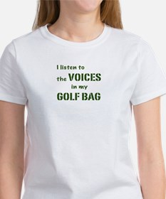 Voices in My Golf Bag Tee