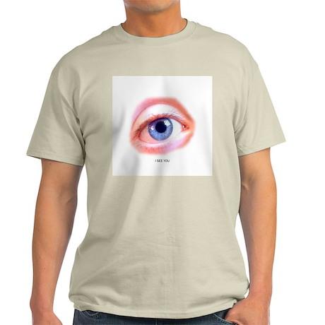I See You Ash Grey T-Shirt