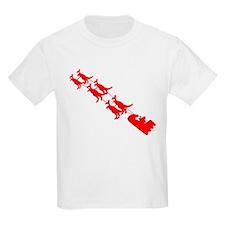 Australian Santa Kids T-Shirt
