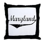 Maryland Throw Pillow