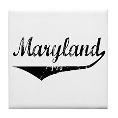 Maryland Tile Coaster