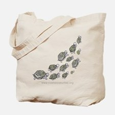 Cute Save animals Tote Bag
