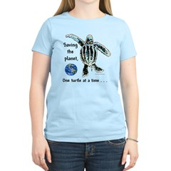 Women's One Turtle at a Time T-Shirt