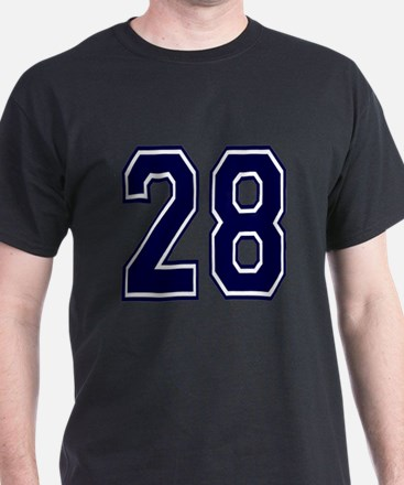 NUMBER 28 FRONT T-Shirt