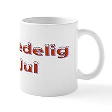 Glædelig Jul Santa Chimney Mug