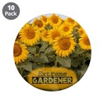 "Extreme Gardener 3.5"" Button (10 pack)"