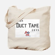 Team Duct Tape Tote Bag