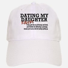 Rule #1 for datingmy daughter Baseball Baseball Cap