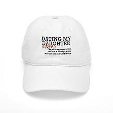 Rule #1 for datingmy daughter Baseball Cap