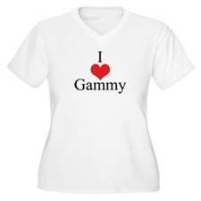 I Love (Heart) Gammy T-Shirt
