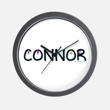 Connor (Boy) Wall Clock