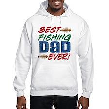 Best Fishing Dad Ever! Hoodie