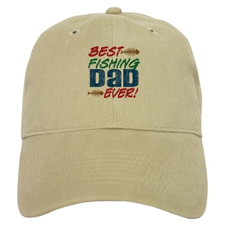 Best fishing dad ever hat by tgdesigns for Best fishing hat