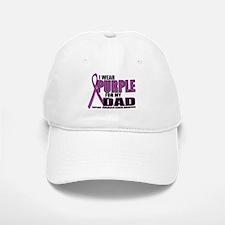 Pancreatic Cancer: Dad Baseball Baseball Cap