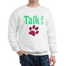 Talk to the Paw Jumper