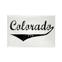 Colorado Rectangle Magnet