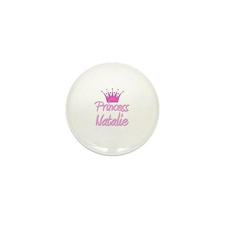 Princess Natalie Mini Button (10 pack)