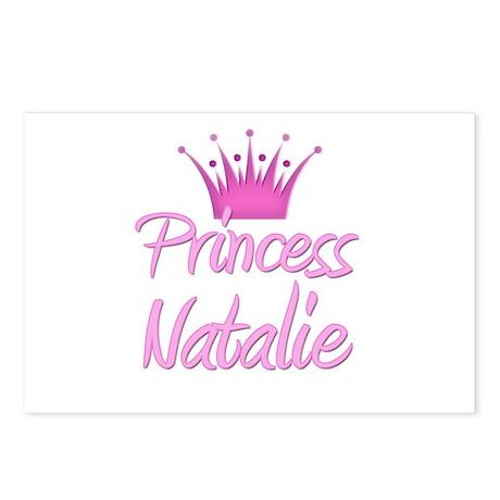 Princess Natalie Postcards (Package of 8)