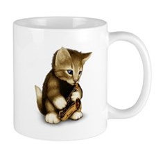 kittysax Mugs
