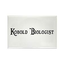 Kobold Biologist Rectangle Magnet