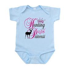 Hunting Princess Infant Bodysuit