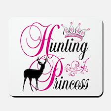 Hunting Princess Mousepad