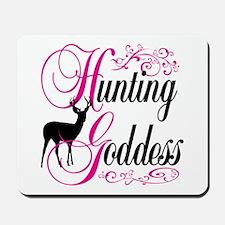 Hunting Goddess Mousepad