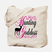 Hunting Goddess Tote Bag