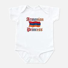 Armenian Princess 2 Infant Bodysuit