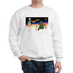 XmasSigns/Old English #3 Sweatshirt