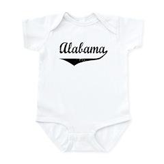 Alabama Infant Bodysuit