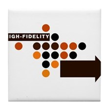 Unique Fidel Tile Coaster