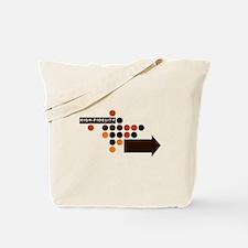 Cute Polka Tote Bag