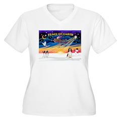 XmasSunrise/Spring Span W2 T-Shirt