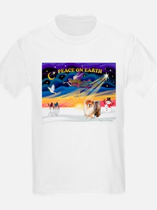 XmasSunrise/Chow (Billy) T-Shirt