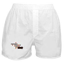 Cute Originals browns Boxer Shorts