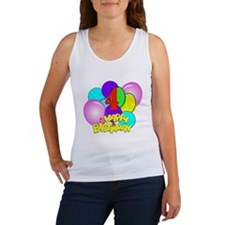 4th Birthday Women's Tank Top