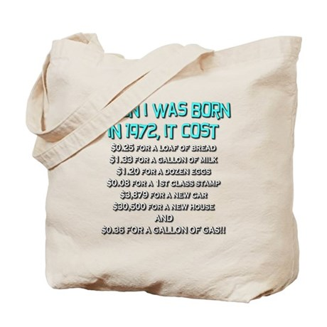 Price Check 1972 Tote Bag