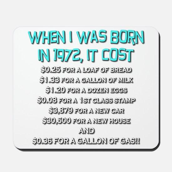 Price Check 1972 Mousepad