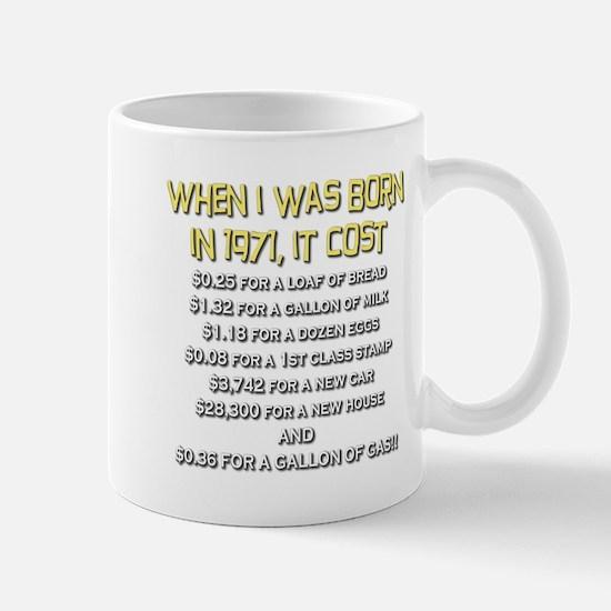 Price Check 1971 Mug