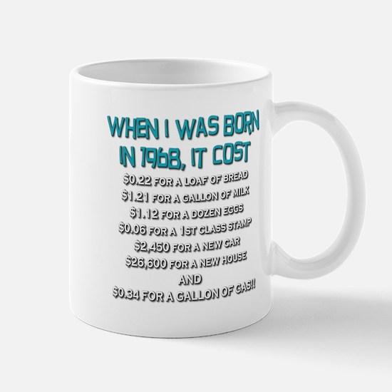 Price Check 1968 Mug
