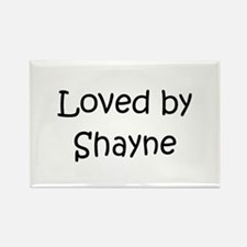 Cute Shayne Rectangle Magnet